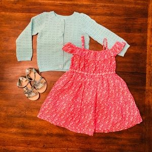 Gymboree Seashore Collection 1 of 5 Dress Set 2T